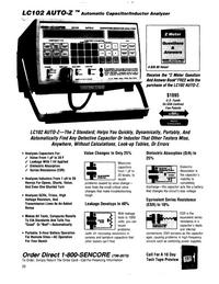 Sencore-5922-Manual-Page-1-Picture