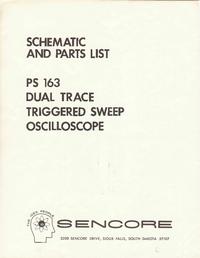 Sencore-5938-Manual-Page-1-Picture