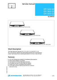 Sennheiser-9804-Manual-Page-1-Picture