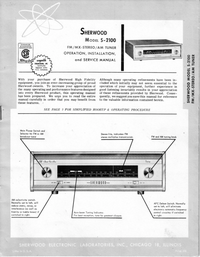 Sherwood-5300-Manual-Page-1-Picture