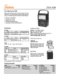 Simpson-6440-Manual-Page-1-Picture