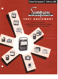 Catalog Simpson XXXXX