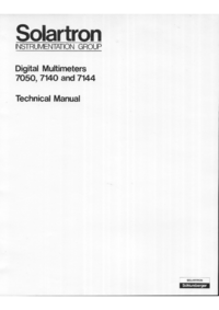 Solartron-5319-Manual-Page-1-Picture