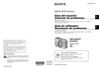 Manual de servicio Sony DSC-W7