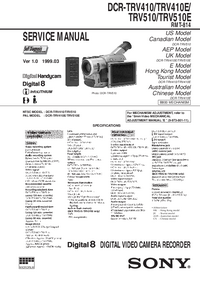 Service Manual Sony RMT-814