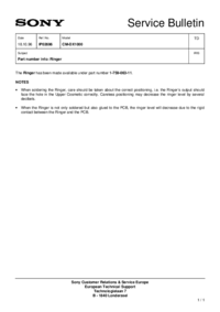 Sony-2834-Manual-Page-1-Picture