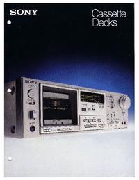 Katalog Sony XXXXX