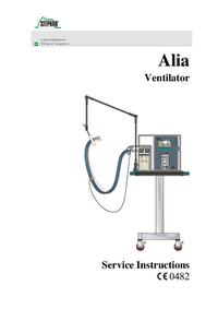 Manual de serviço Stephan Alia