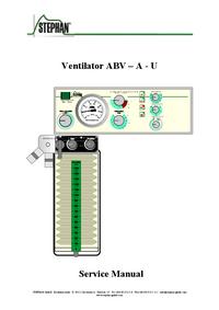 Service Manual Stephan ABV – A - U