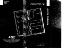 Manual del usuario TTC Interceptor 132A