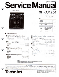 Technics-1630-Manual-Page-1-Picture