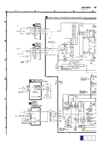 Cirquit Diagramma Technics RS-TR373