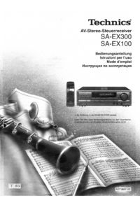 Technics-6583-Manual-Page-1-Picture