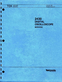 Tektronix-1779-Manual-Page-1-Picture