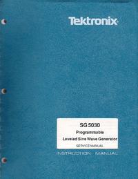 Tektronix-4517-Manual-Page-1-Picture