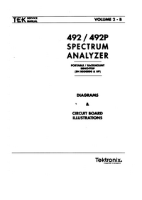 Tektronix-6074-Manual-Page-1-Picture