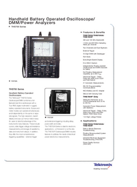 Tektronix-6461-Manual-Page-1-Picture