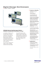 Tektronix-6462-Manual-Page-1-Picture