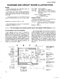 Diagrama cirquit Tektronix TM5003