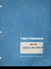 Tektronix-8422-Manual-Page-1-Picture