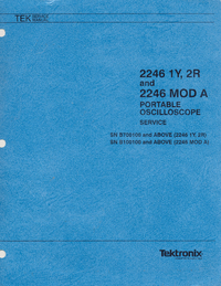 Tektronix-8426-Manual-Page-1-Picture