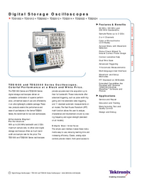 Tektronix-9972-Manual-Page-1-Picture