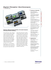 Tektronix-9982-Manual-Page-1-Picture