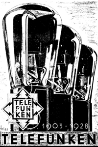 Catalogue Telefunken xxxxx