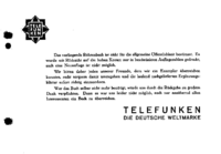 Telefunken-2126-Manual-Page-1-Picture