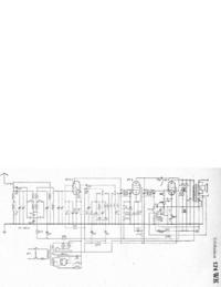 Manual de serviço, diagrama cirquit só Telefunken 174 WK