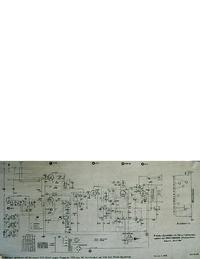 Instrukcja serwisowa, schemat cirquit tylko Telefunken Andante
