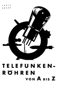 Catalogue Telefunken Arcotron 201
