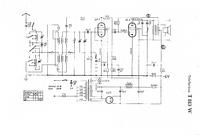 Manual de serviço Telefunken T 813 W