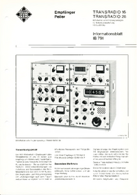 Telefunken-6098-Manual-Page-1-Picture