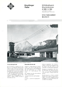 Telefunken-6104-Manual-Page-1-Picture