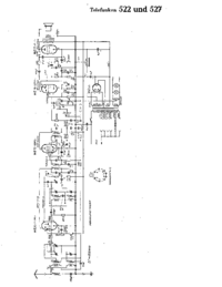 Cirquit Diagram Telefunken 527