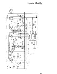 Cirquit Diagrama Telefunken Virgilio