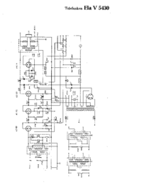 Telefunken-701-Manual-Page-1-Picture