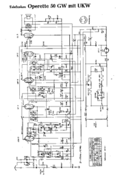 Telefunken-737-Manual-Page-1-Picture