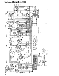 Telefunken-740-Manual-Page-1-Picture
