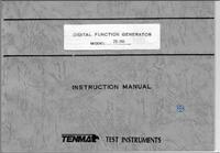 Servicio y Manual del usuario Tenma 72-380