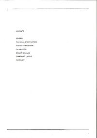 manuel de réparation Thandar TG 105