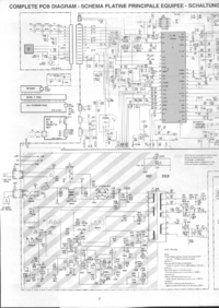 Service Manual Thomson Chassis TX91G