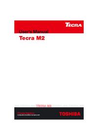 Manuale di servizio Toshiba M2