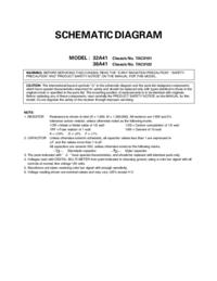 Diagrama cirquit Toshiba TAC0101