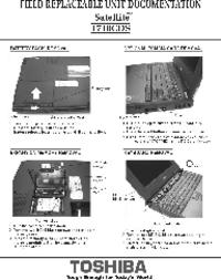 Instrukcja serwisowa Toshiba Satellite 1710CDS