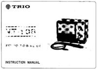Service and User Manual Trio VT-108