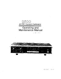 Serwis i User Manual Valhalla 2500