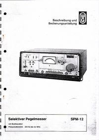 Wandelgoltermann-8465-Manual-Page-1-Picture