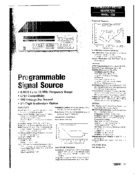 Wavetek-6376-Manual-Page-1-Picture